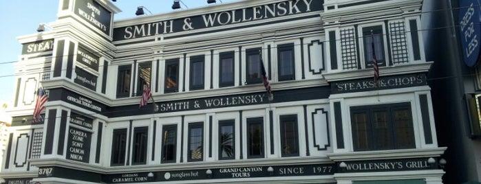 Smith & Wollensky - Las Vegas is one of My California Adventure September 2011.
