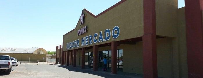 5 Points Indoor Mercado is one of Must do in Burque!.