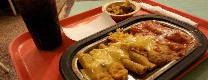 Pancho's Mexican Buffet is one of Texas.