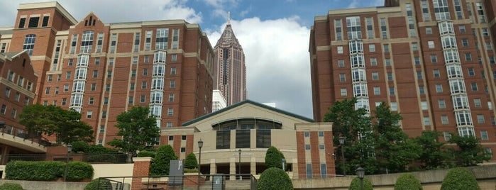 North Avenue Apartments Is One Of Georgia Tech Housing