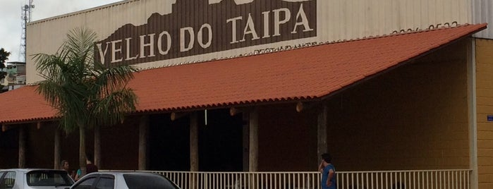 Restaurante Velho do Taipa is one of Estive aqui.
