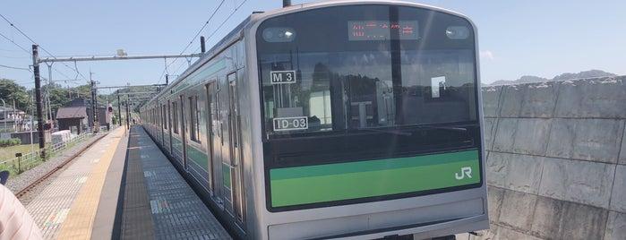 Rikuzen-Ōtsuka Station is one of JR 미나미토호쿠지방역 (JR 南東北地方の駅).