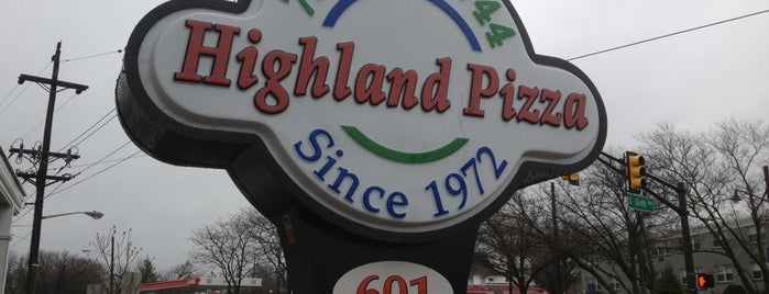 Highland Pizza is one of HP / wiFi.