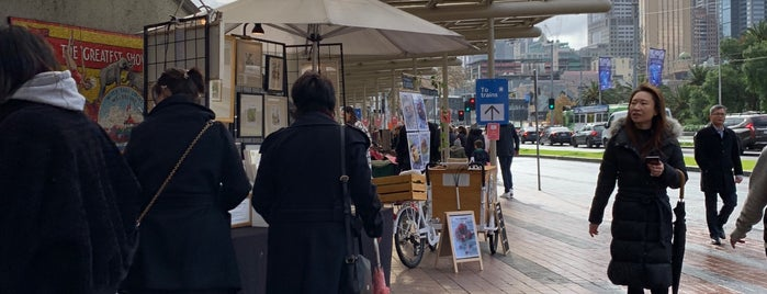 The Arts Centre Sunday Market is one of Melbourne.