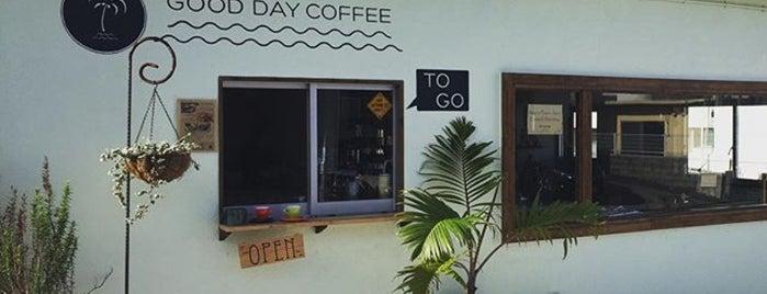 GOOD DAY COFFEE is one of Okinawa.