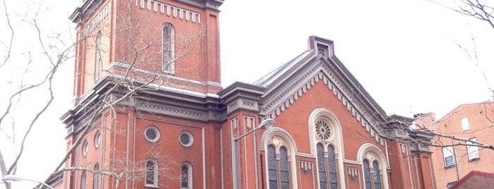 Tenth Presbyterian Church - Center City is one of Tempat yang Disukai Jonathan.