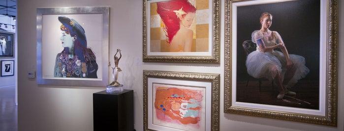 Martin Lawrence Galleries, La Jolla is one of Mme.: сохраненные места.