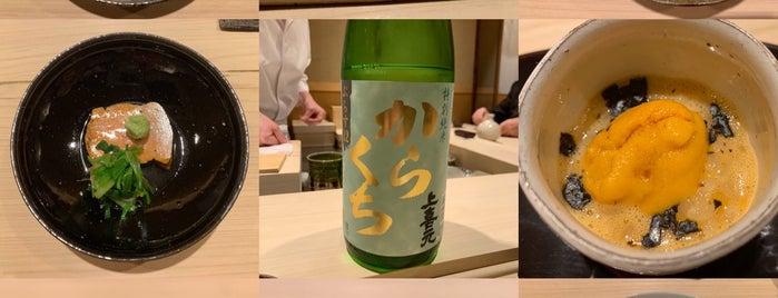 Sushi Miyakawa is one of 삿포로.