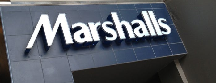 Marshalls is one of Miami.