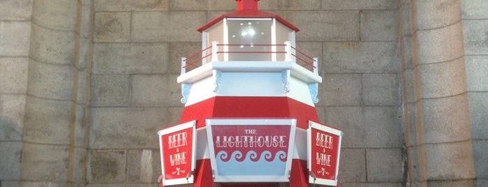 The Lighthouse is one of If You Can Make It Here - New York City.