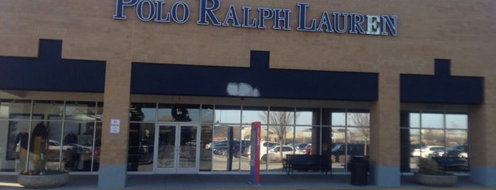 Polo Ralph Lauren Factory Store is one of nyc.
