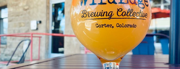 WildEdge Brewing Collective is one of Utah + Vegas 2018.