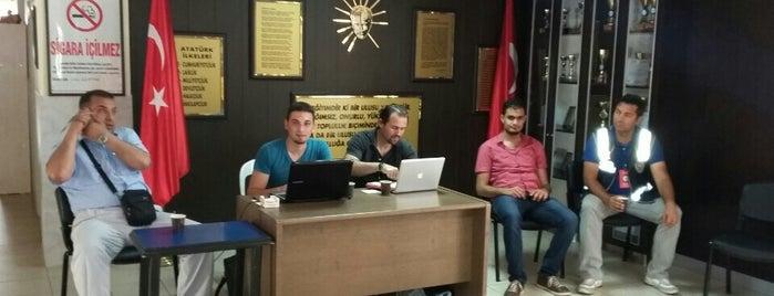 Abdurrahman Neriman Bileydi İlköğretim Okulu is one of Zehra : понравившиеся места.