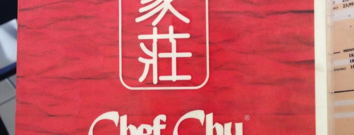 Chef Chu is one of Japanese food - In Mcz.