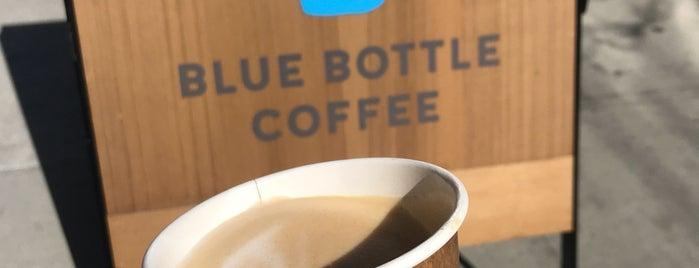 Blue Bottle Coffee is one of 𝔄𝔩𝔢 𝔙𝔦𝔢𝔦𝔯𝔞 : понравившиеся места.