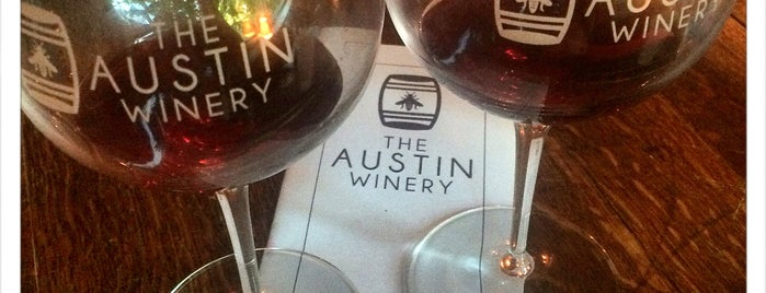 The Austin Winery is one of Austin.