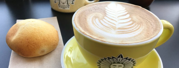 Café de Colombia is one of Sean'ın Beğendiği Mekanlar.