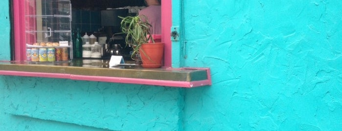 Cafetería La Mejor is one of Beyond Roberta's: The Best of Bushwick.