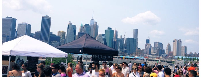 Smorgasburg is one of Boerum Hill/Cobble Hill/Brooklyn Heights.