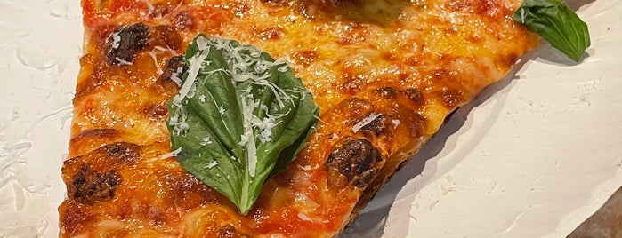 L'Industrie Pizzeria is one of NYC Pizza To-Dos and Dones.