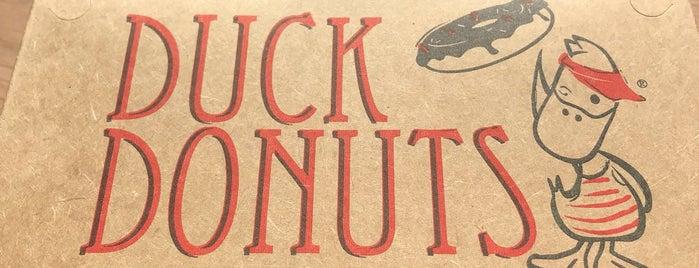 Duck Donuts is one of Lugares favoritos de Joshua.