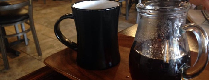 Thirty-Thirty Coffee Co. (Junction City) is one of To Tip.