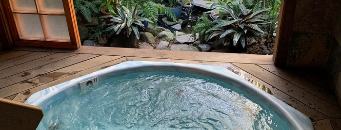 Tea House Spa is one of Hot Springs & Spas.