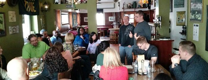 The Auld Rogue is one of Die 30 beliebtesten Irish Pubs in Deutschland.