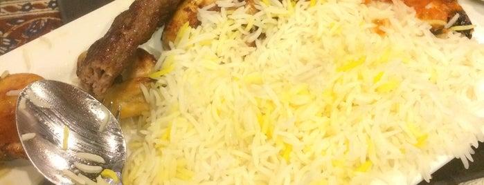 Saffron Persian Restaurant is one of + Perth 01.