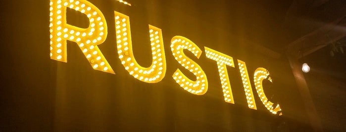 The Rustic is one of Houston Trip.