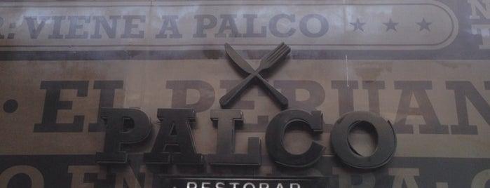 Palco Restobar is one of Tempat yang Disimpan Lorena.