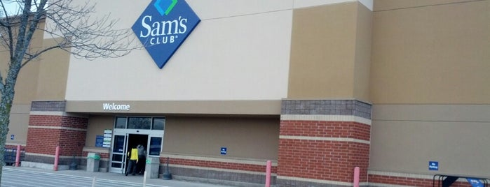 Sam's Club is one of Posti che sono piaciuti a Nicholas.