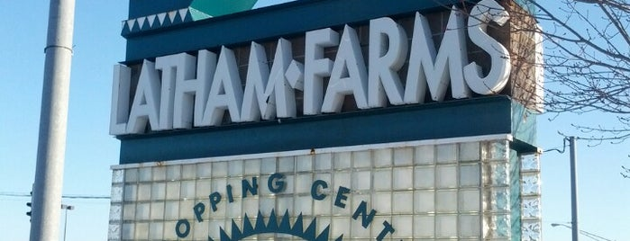 Latham Farms is one of New York 2.