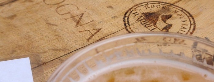 Holy Mountain Brewing Company is one of Lugares favoritos de Noland.