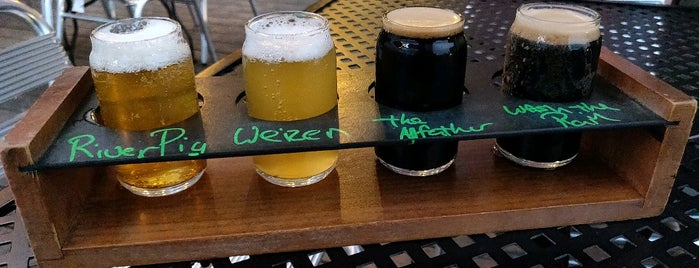 Magnuson Cafe & Brewery is one of Burke-Gilman Trail.