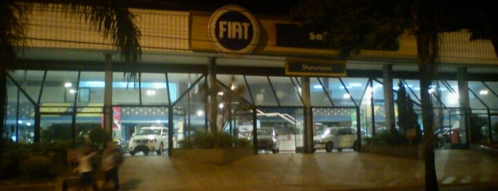 FIAT SAF is one of Lieux qui ont plu à Claudio.