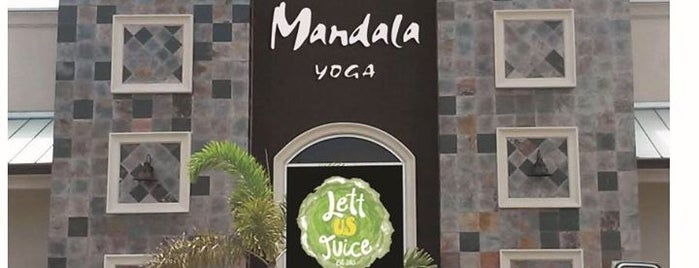 Mandala Yoga Spa is one of McAllen.