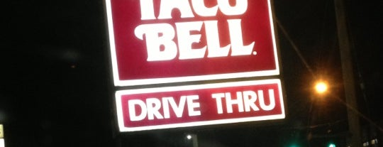 Taco Bell is one of Hot Tamale Badge - Cincinnati Venues.