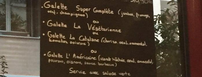 Le Marélie is one of Lyon.