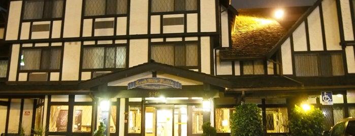 Best Western Plus Abercorn Inn is one of Lugares favoritos de Jose.
