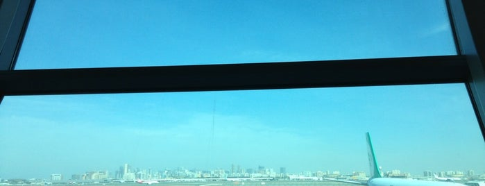 Dubai International Airport (DXB) is one of Where I have been.