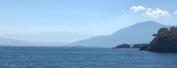 Tavşan Adası is one of Fethiye koylar&beachler 🧜🏼♀️.