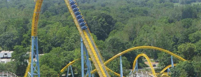 Skyrush is one of Lugares favoritos de Julie.