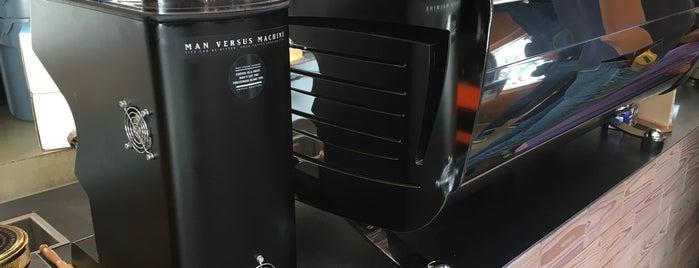 Man versus Machine Coffee Roasters is one of Munich.