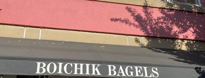 Boichik Bagels is one of San Francisco 2.
