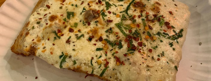 Corner Slice is one of Pizza.