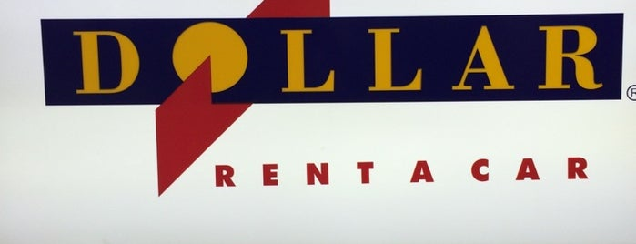 DOLLAR Rent A Car (İzmir) is one of Hatice 님이 좋아한 장소.