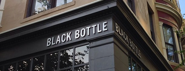 Black Bottle is one of Seattle Happy Hour.