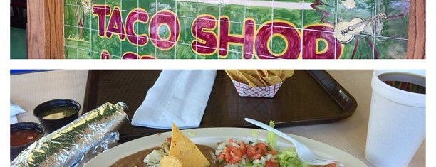 Los Palmitos Taco Shop is one of San Diego: Taco Shops & Mexican Food.