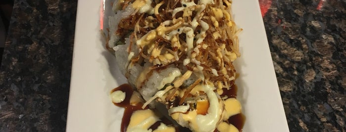 Haru Sushi is one of AK.